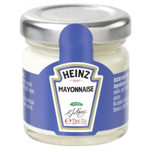 Heinz Mini Jar Mayonnaise 33 g