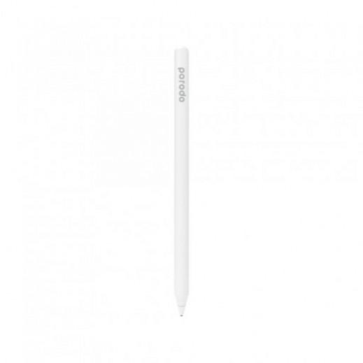 Porodo Universal Pencil for IPAD- White