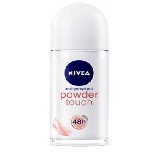 Nivea Powder Touch Deodorant Roll On Women 50ml