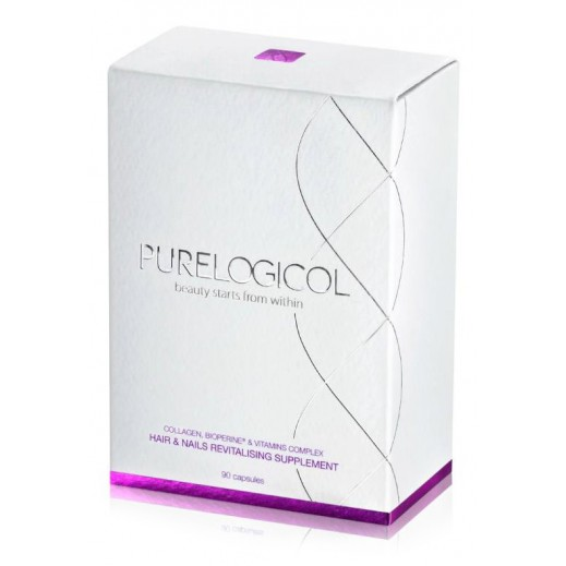 Purelogicol Hair & Nails Revitalising Supplement 90 Caps
