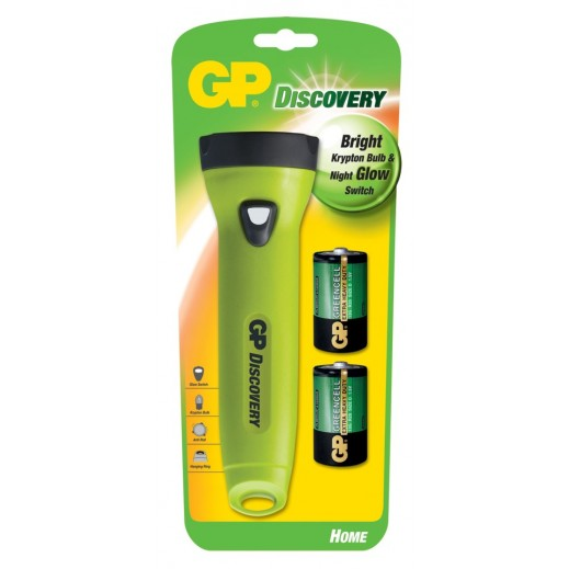 GP Discovery Torch Plus Battery - Bundle Offer