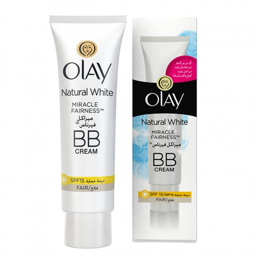 Olay Natural White Miracle Fairness (Fair) Cream 50ml
