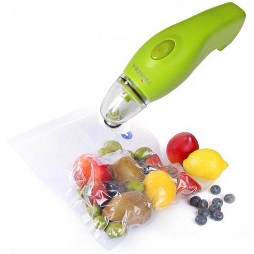 Primera Handy Food Vacuum Sealer - Green