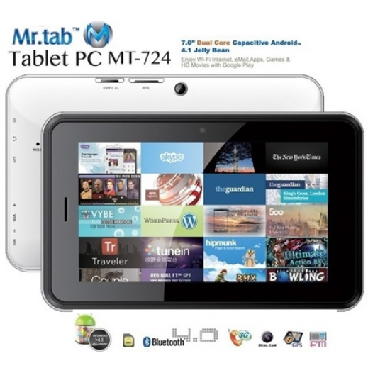 MrTab 7 Android Tablet 3G Calling MT 724