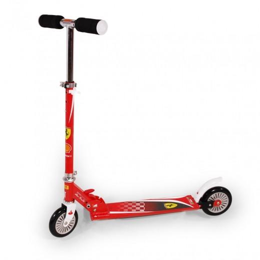 Saica Ferrari 2 Wheels Scooter