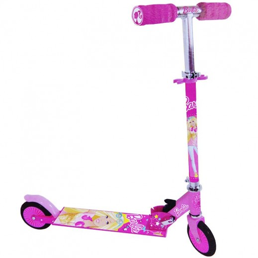 Saica Barbie 2 Wheels Scooter