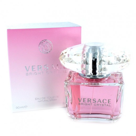 Versace Bright Crystal for Her EDT 90 ml