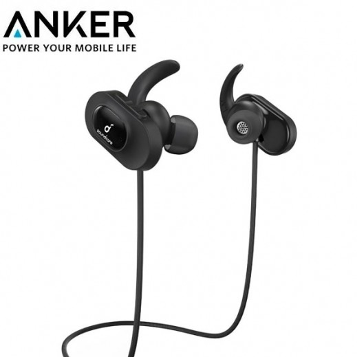 Anker Soundcore Sport Air - Black - delivered by Taw9eel Warehouse Next day