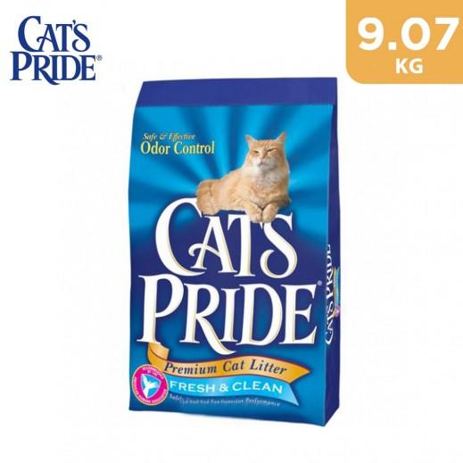 Cats Pride Premium Fresh & Clean Bag (Litter) 9.07 kg