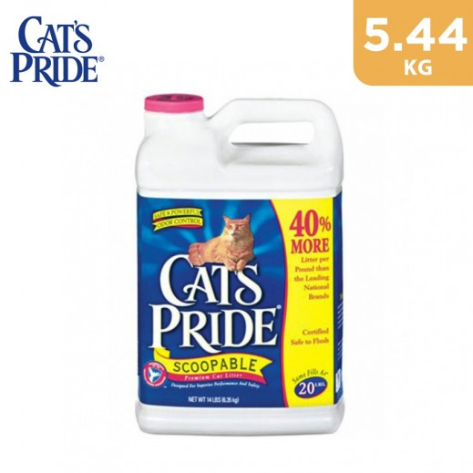 Cats Pride Premium Scoop Jug (Litter) 5.44 kg