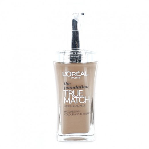 L'oreal True Match Liquid Foundation With Color Of Caramel W8