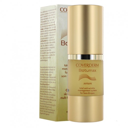 Coverderm Botumax Serum Anti-Wrinkle System For Face & Eyes 20 ml
