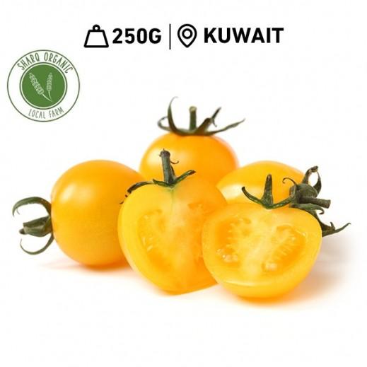 Fresh Kuwaiti Organic Sun Gold Tomatoes (250 g)