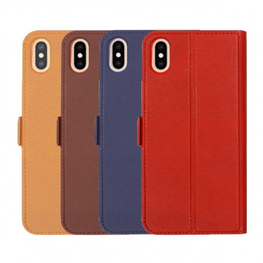 HDD Folio Case for iPhone XS Max