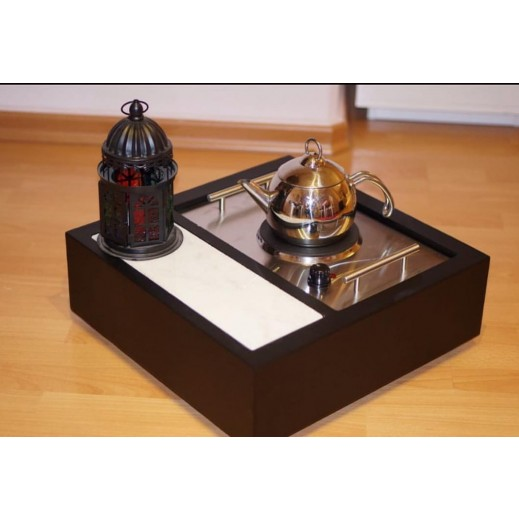 Marble Electric Small Dowa Brown - delivered by Siwaj Within 3 Working Days