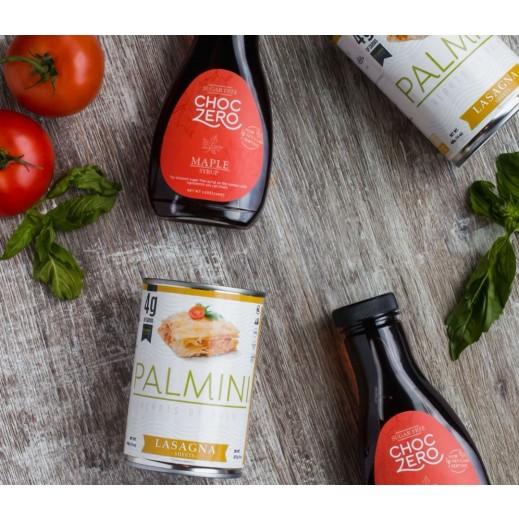 Palmini Gluten Free Heart Of Palm Lasagna Sheets Can 400 g