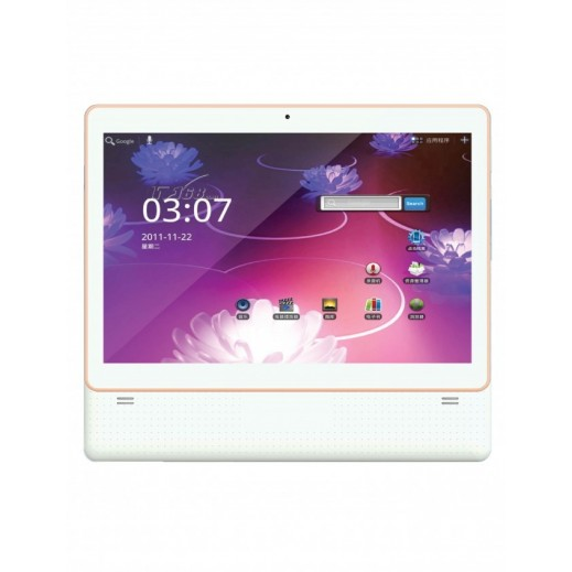 "Mark 10.1"" 16GB 3G Tablet – White"