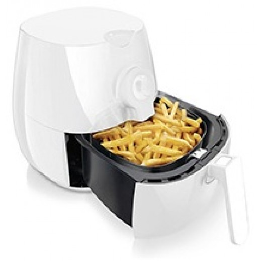 Healthier Oil-Free Air Fryer by iFryer White