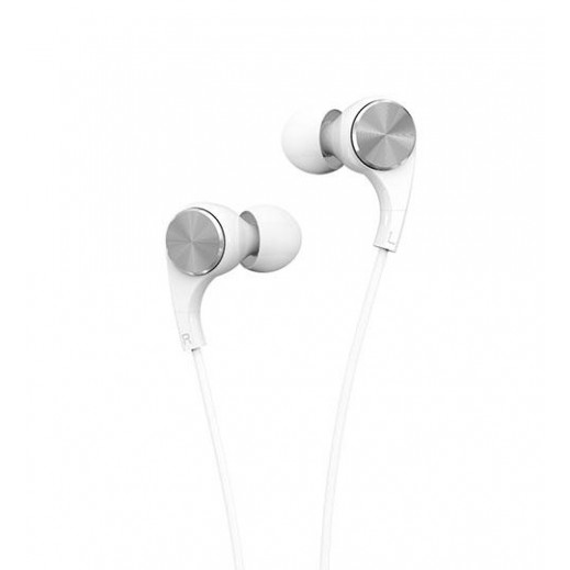 Remax Wired Earphone 1.2 M – White