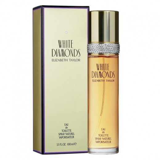 White Diamonds by Elizabeth Taylor For Her EDT 100 ml