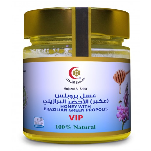 Mujezat Al Shifa With Propolis Honey 250 g