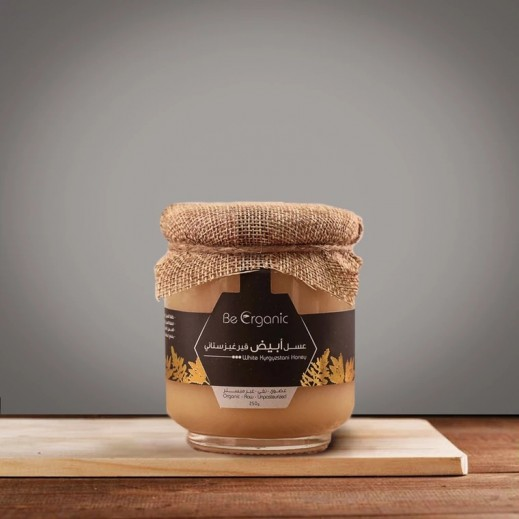 Be Organic White Kyrgystani Honey 250 g