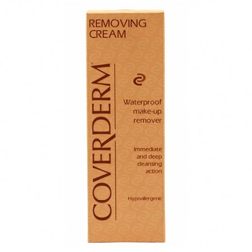 Coverderm Waterproof Make-up Removing Cream 200 ml
