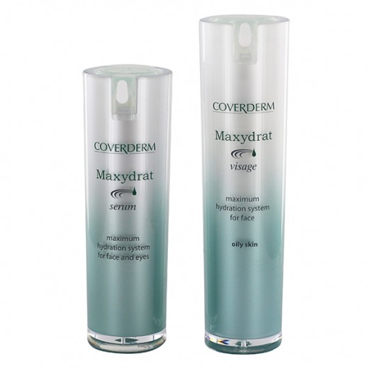Coverderm Maxydrat Hydration System For Oily Skin (30 ml + 20 ml)