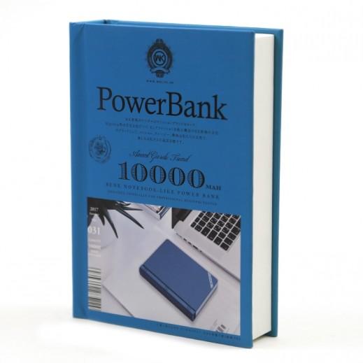 WK Design Power Bank 10,000 mAh - Blue