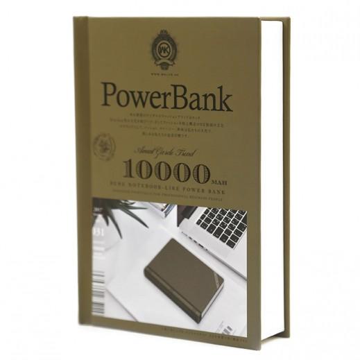 WK Design Power Bank 10,000 mAh - Green