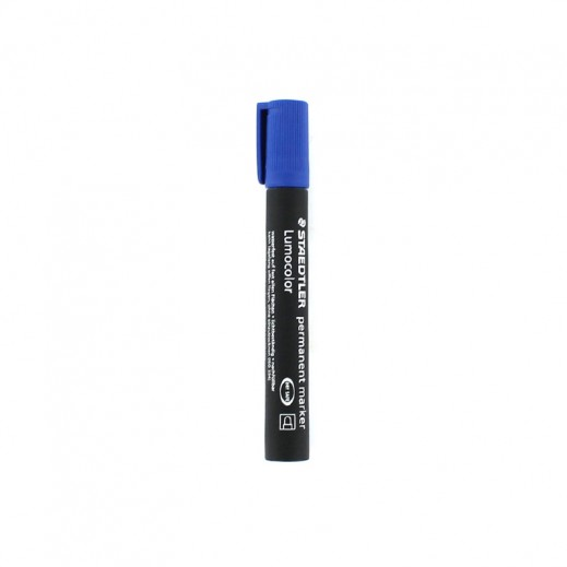 Value Pack - Staedtler Permanent Marker Blue 352-3 (6 pieces)