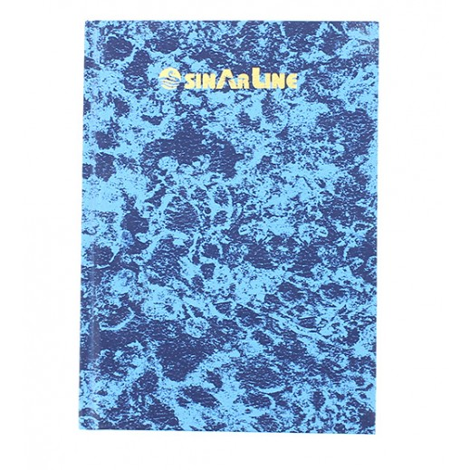 "Value Pack - Sinarline Register Book 3QR 10"" x 8"" (6 pieces)"