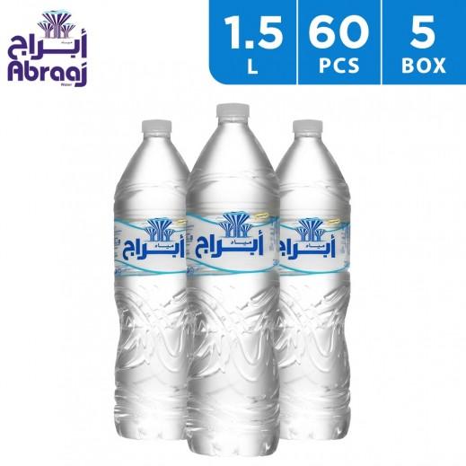 Abraaj Drinking Water 1.5 L (12 x 5)