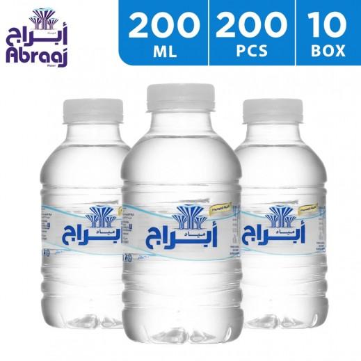 Abraaj Drinking Water 200 ml (10 x 20)