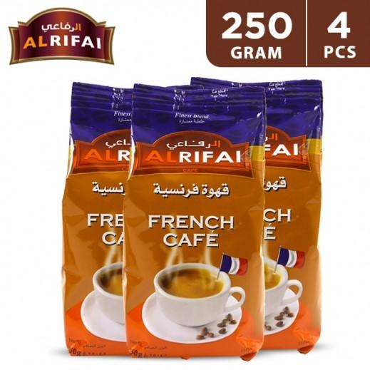 Al Rifai French Coffee 4 x 250 g