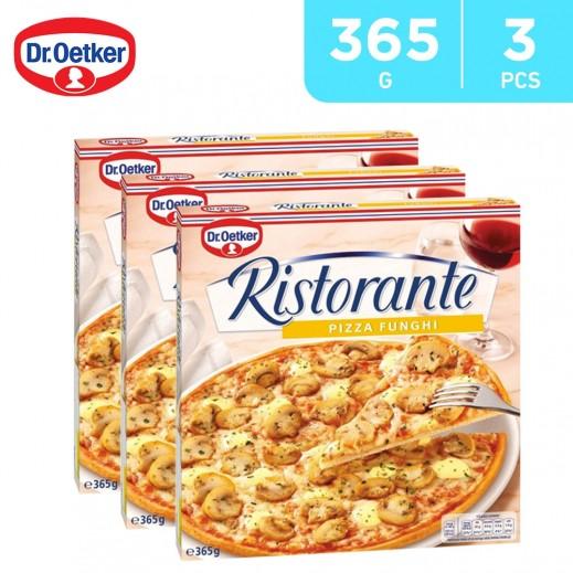 Dr. Oetker - Ristorante Funghi Pizza 3 x 365 g