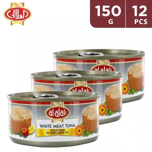 Wholesale - Al Alali White Meat Tuna In Sun Flower Oil 12 x 170 g