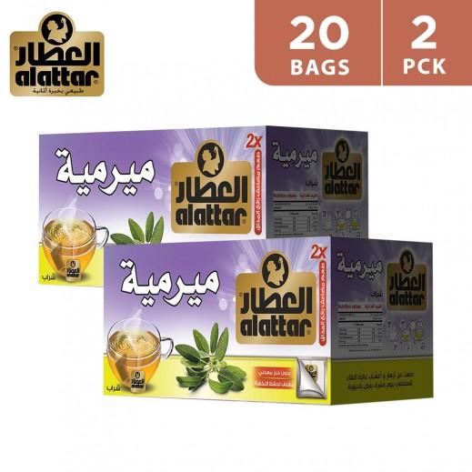 Alattar Sage Drink 2 x 20 Teabags