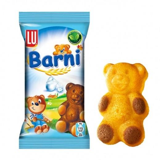 Barni Sponge Cake With Milk 30 g