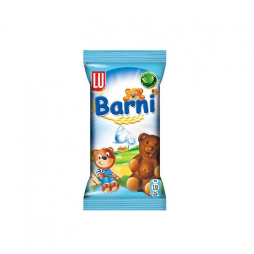 Barni Sponge Cake With Milk 30 g