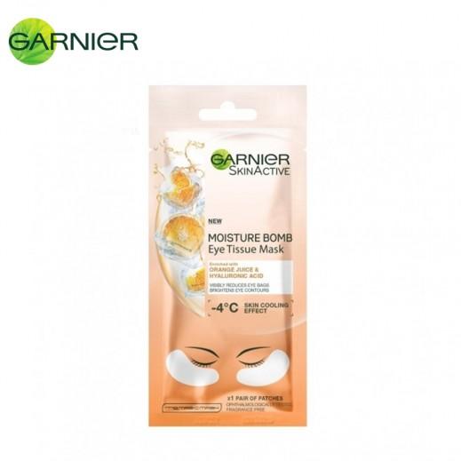 Garnier Moisture Bomb Eye Tissue Mask 1 Pair
