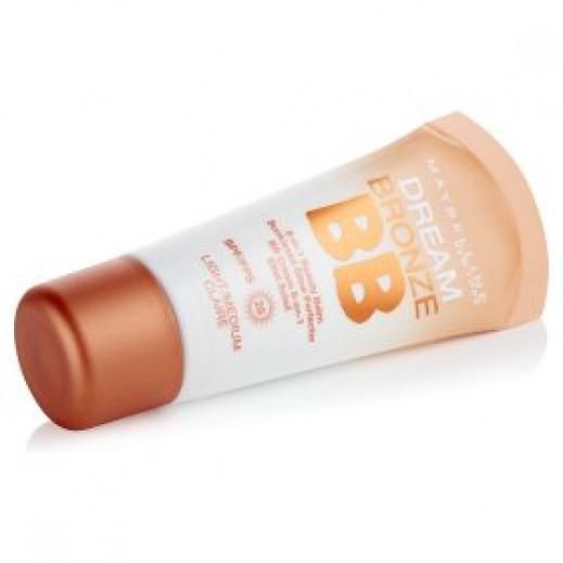 Maybelline Dream Bronze BB Beauty Balm 01 Light-Medium