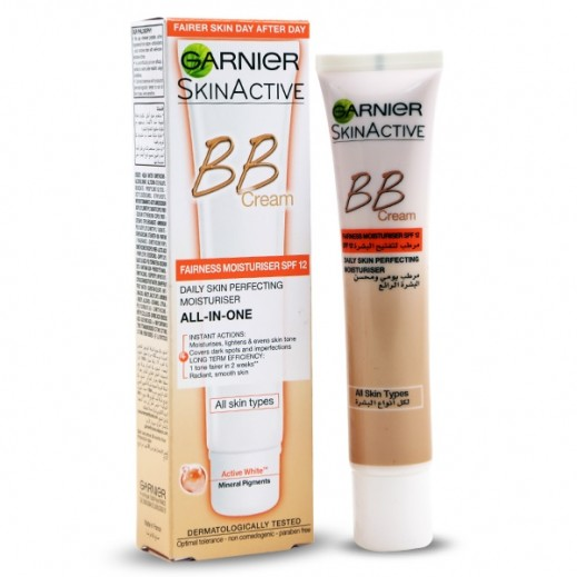 Garnier BB Fairness Moisturiser SPF 12 Cream 40 ml