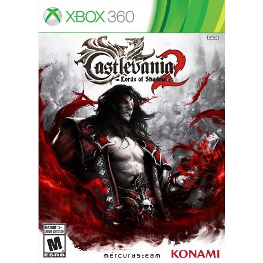 Castlevania 2 for Xbox 360 - NTSC