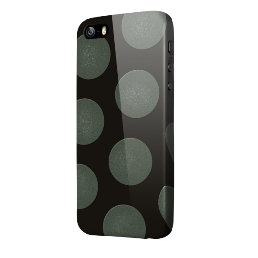 Oxo Cover Iphone6 4.7 Dot Spot Black