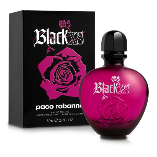 Paco Rabanne Black XS For Her EDT 80 ml