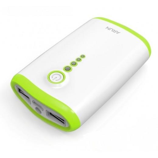 Arun Cuties Power Bank 8400mAh Green