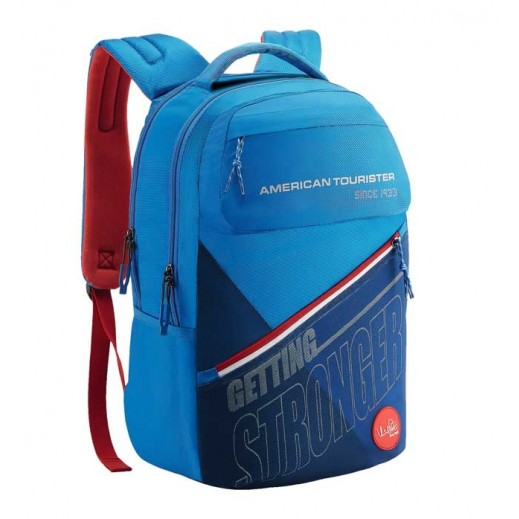 American Tourister Yooper 02 Backpack Blue/Red