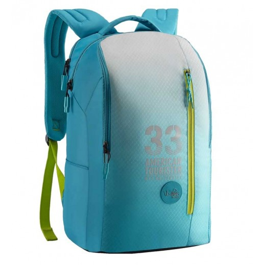 American Tourister Yooper 03 Backpack Grey/Turq