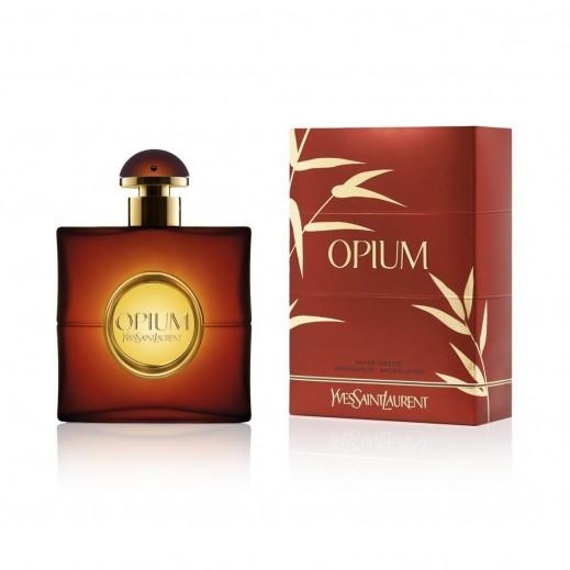 Yves Saint Laurent Opium For Her EDT 90 ml